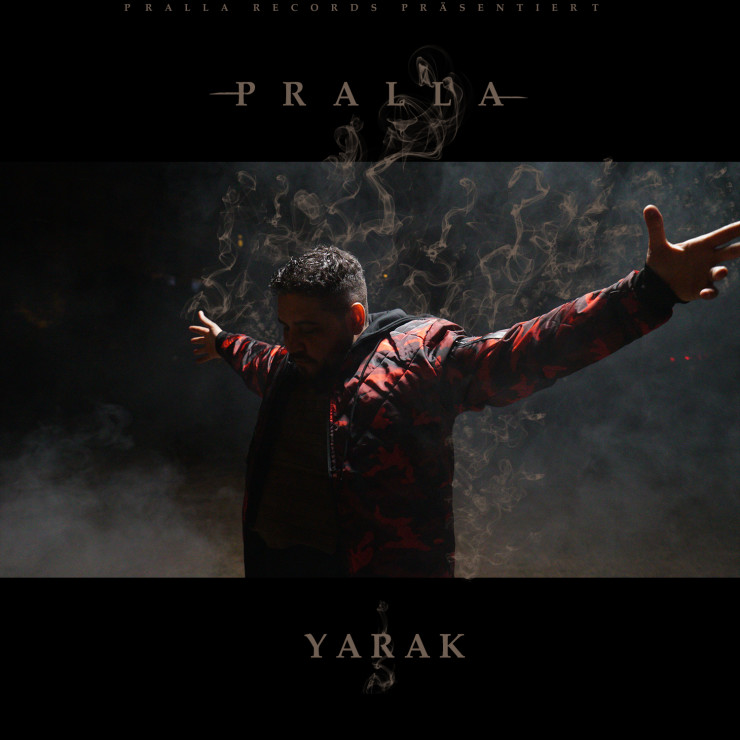 yarak cover official